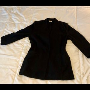 Cabi size 10 longer length blazer jacket